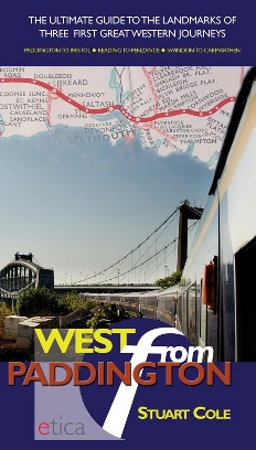 West from Paddington cover